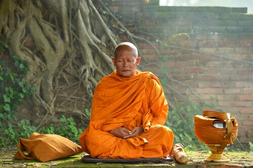 Sachez-en plus sur la vie des moines tibétains.