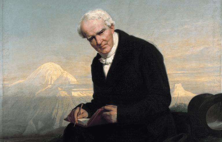 Humboldt, un explorateur sans limite