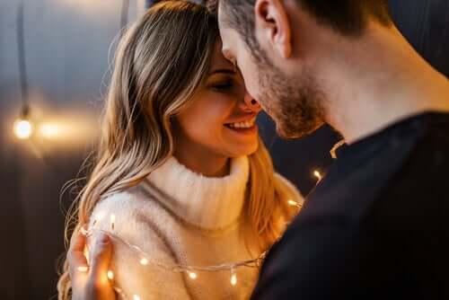 Les réflexions sur l'amour que se font deux membres d'un couple