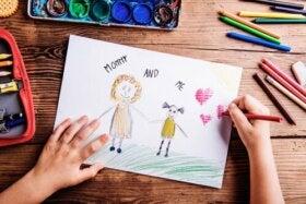 Les dessins d'enfants : une fenêtre sur leur monde intérieur