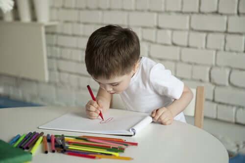 Les dessins sont très importants pour les enfants