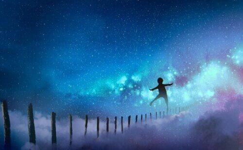Une image dans le ciel
