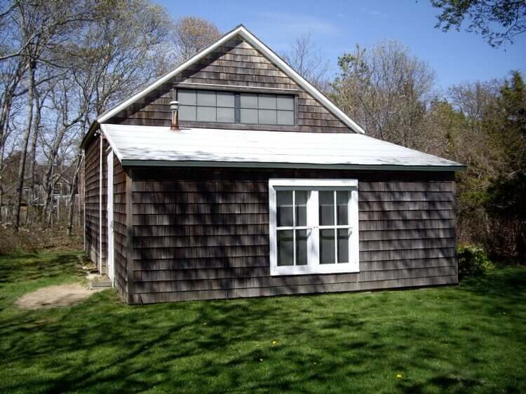 La maison de Jackson Pollock