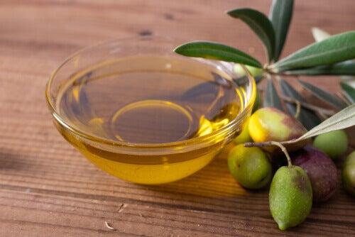 L'huile d'olive est une source de gras saine pour le cerveau