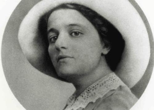 Un portrait d'Helene Deutsch