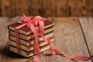 Si vous aimez quelqu'un, offrez-lui un livre