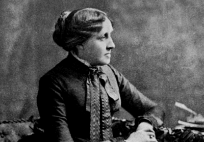 Louisa May Alcott, biographie d'une écrivaine anticonformiste