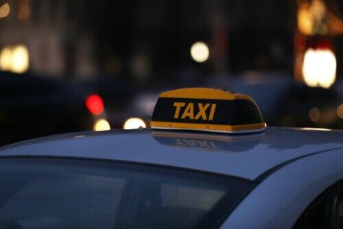 Chauffeur de taxi fait partie des métiers les plus stressants