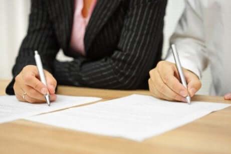 Les aspects juridiques du divorce.