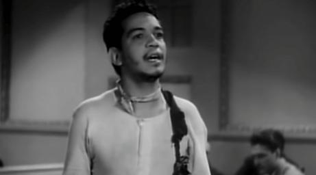 Portrait de Cantinflas.