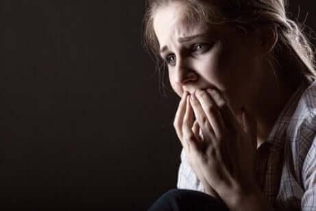 Les causes de la névrose phobique chez une femme