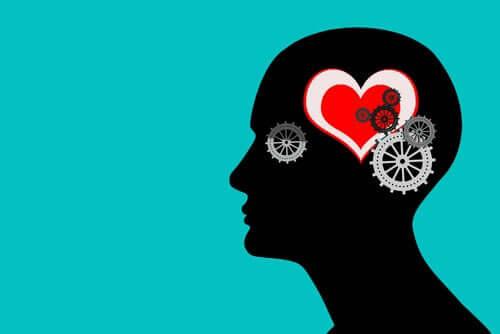 La rigidité psychologique dans l'esprit humain.
