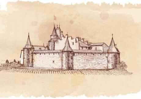 Un château médiéval