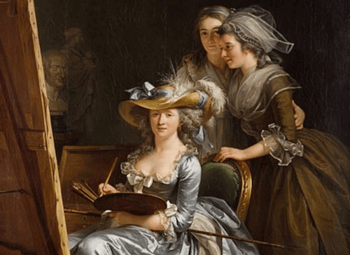 Adélaïde Labille-Guiard, l'art à la cour de France