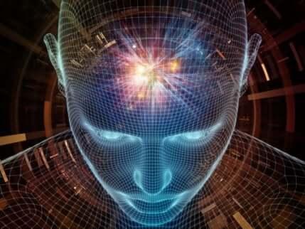 L'aura humaine matérialisée dans l'esprit