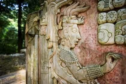 Les proverbes mayas sur le présent.