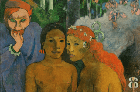 Les contes barbares de Paul Gauguin.