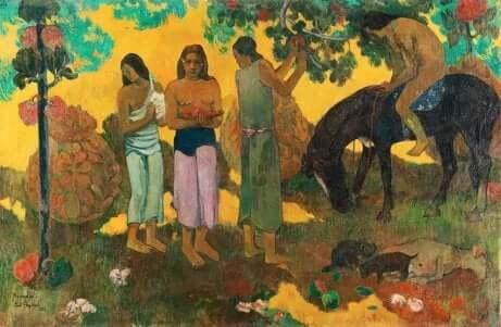 La cueillette des fruits
