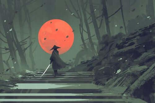 Les préceptes de vie des samouraïs