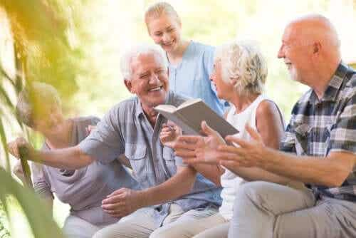 Les super-seniors, un phénomène sans explication