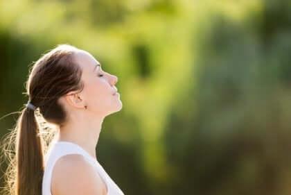 Prendre conscience de votre respiration grâce à certaines techniques