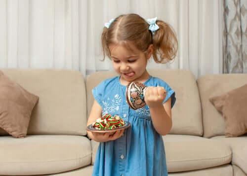 Défi de la collation aux fruits : maîtrise de soi chez les enfants