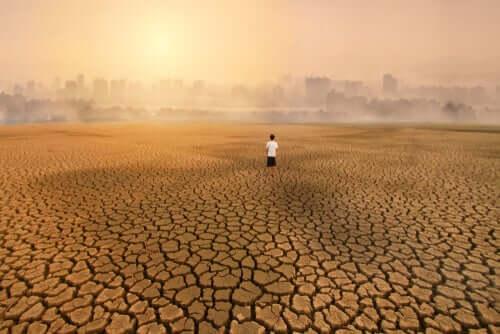 L'éco-anxiété, une conséquence du changement climatique