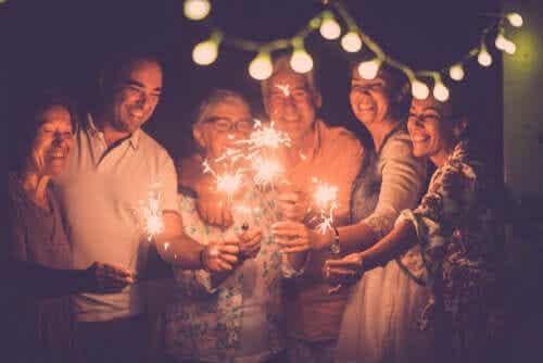 L'amour dans la famille : compréhension, acceptation et protection