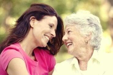 Maman, merci d'être là aujourd'hui, demain et toujours