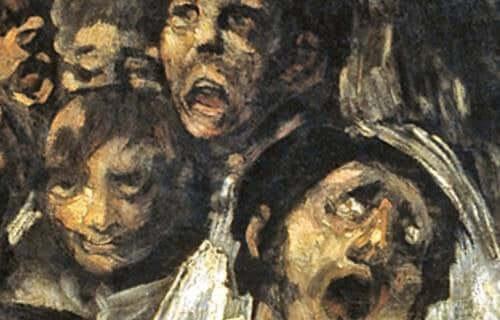 Les monstres de la raison : psychologie des peintures noires de Goya
