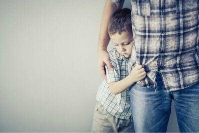Comment agir lorsqu'un enfant a peur