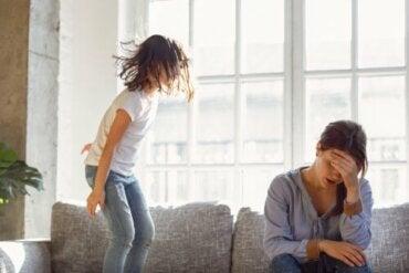 Les avantages et les inconvénients du parent permissif