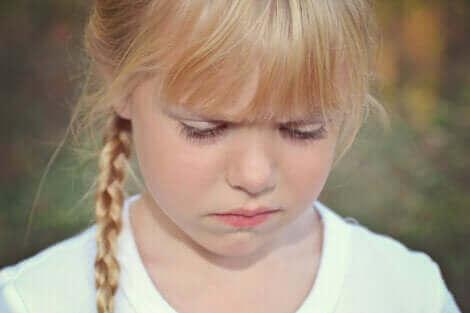 Les dysfonctionnements chez l'enfant peut amener à une thérapie.