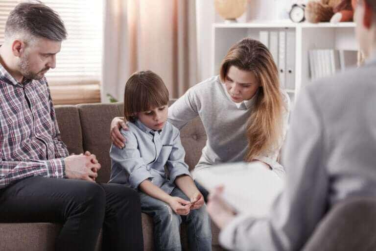 Enfants en thérapie : des dysfonctionnements chaotiques