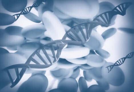 Gregg Braden a fait des expériences avec des échantillons d'ADN.