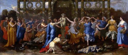 Le mythe d'Hyménée, le dieu grec du mariage