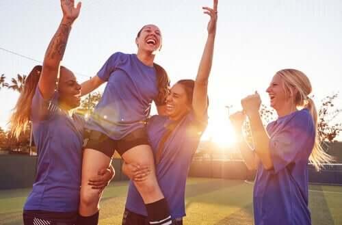 Sports et femmes : un plafond de verre très visible