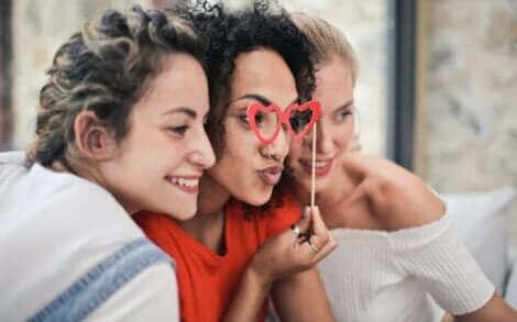 Les amis améliorent la qualité de vie.