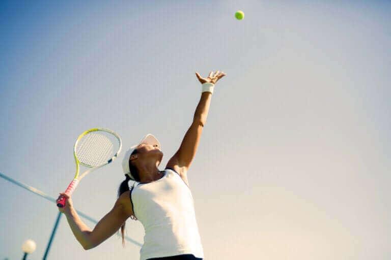 Les compétences psychologiques du tennis