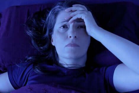 La douleur chronique affecte le sommeil.
