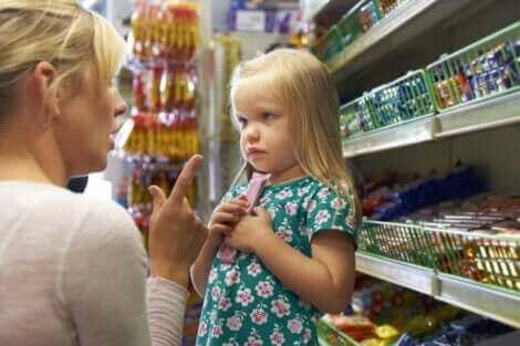 Enfants gâtés : l'importance de renforcer plutôt que de punir.