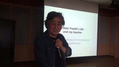 Paul TP Wong, le promoteur de la psychologie existentielle.