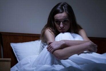 Pourquoi est-ce que je souffre d'anxiété la nuit ?