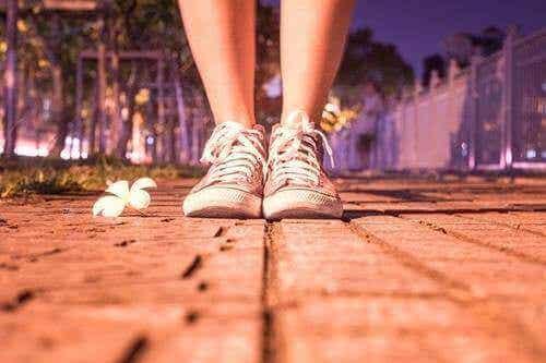 Responsabilité personnelle : le caillou dans la chaussure