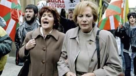 Image extraite de la séri Patria.