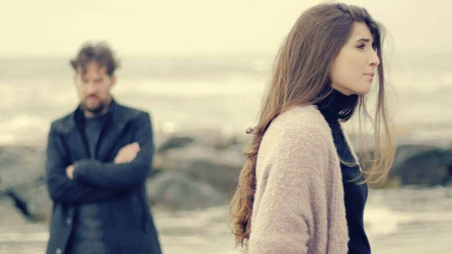 Un couple qui s'aime peut quand même se séparer.
