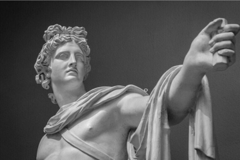 Le mythe d'Apollon, le dieu des prophéties