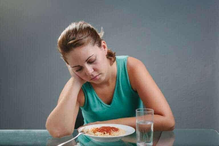 La perte d'appétit : pourquoi apparaît-elle ?