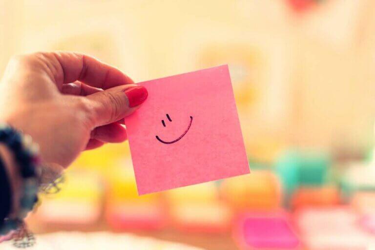 Le pouvoir de la pensée positive.