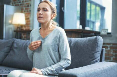 La ménopause affecte l'humeur.
